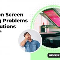 Common Screen Printing Problems and Solutions