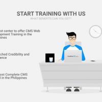 Joomla CMS Web Development Online Training