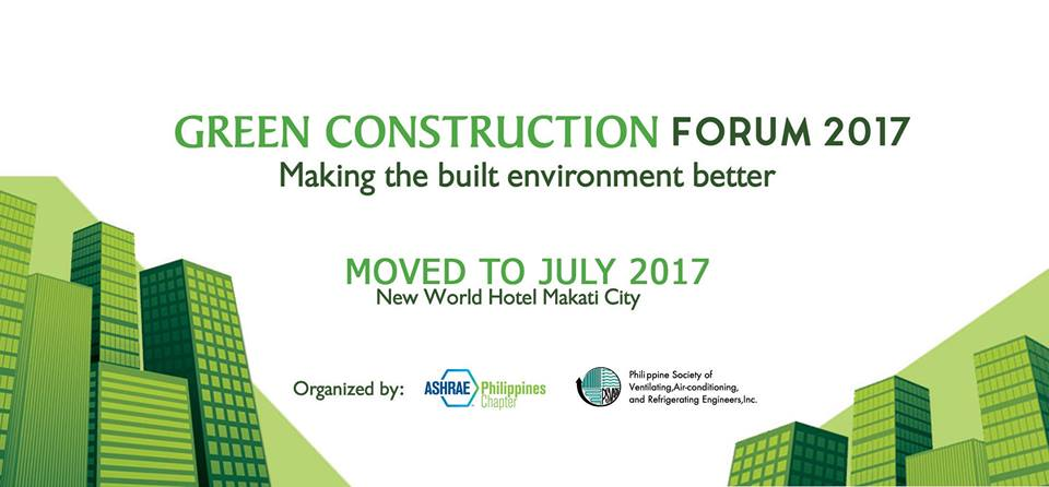 Green Construction Forum 2017