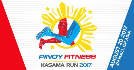 Pinoy Fitness Kasama Run 2017