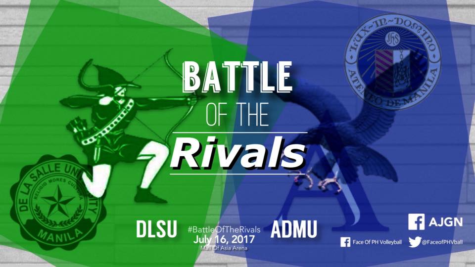Battle Of The Rivals