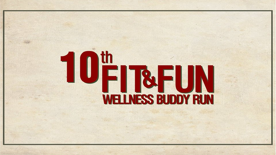 10th Fit & Fun Wellness Buddy Run