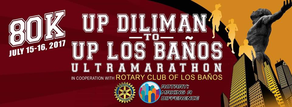 UP Diliman To UP Los Baños 80K Leg2