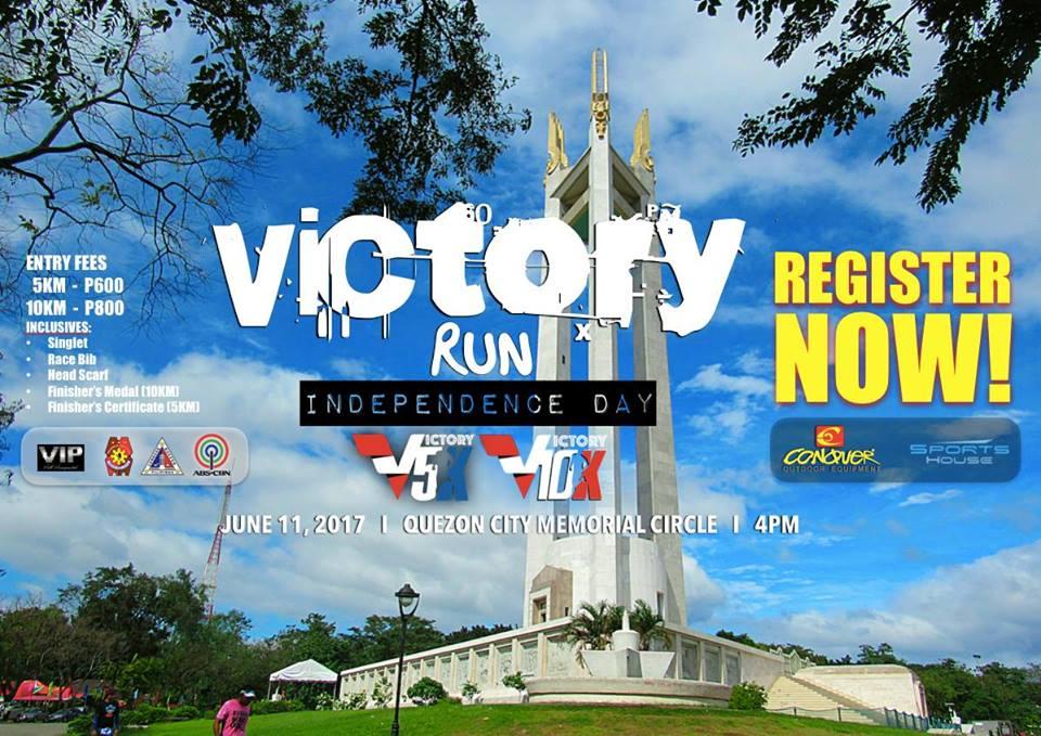 Victory Run 2017