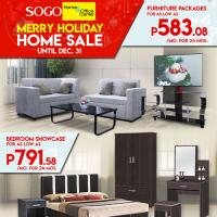 MERRY HOLIDAY HOME SALE