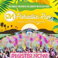 COLOR MANILA RUN 6 (CMR6) PARADISE RUN