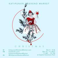 Katipunan Weekend Market - Christmas