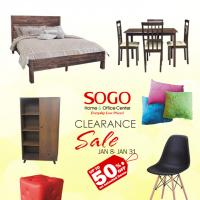 SOGO CLEARANCE SALE