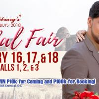 The Wedding Library's Bridal Fair 2018