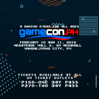 GameCon Philippines 2018