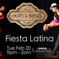 Fiesta Latina Tuesdays