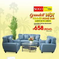 GRANDEST HOT SUMMER HOME FAIR