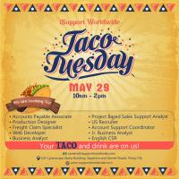 iSupport Worldwide: Recruitment Open House - Taco Tuesday