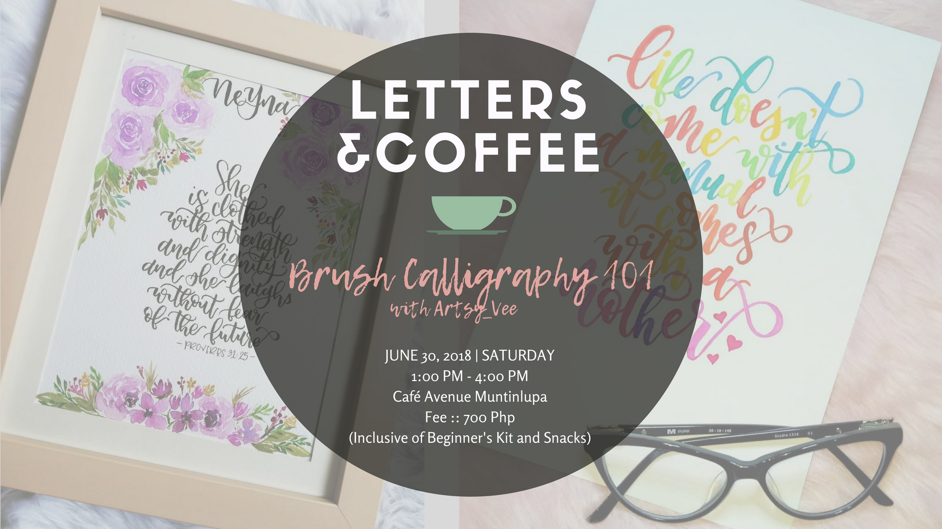 Brush Calligraphy 101