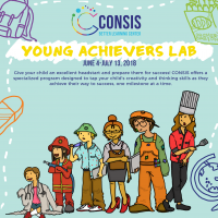 CONSIS YOUNG ACHIEVERS LAB