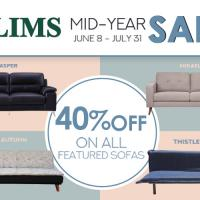 BLIMS MID-YEAR SALE 2018