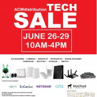 ACW Distribution TECH SALE