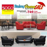 SOGO Rainy Home Sale