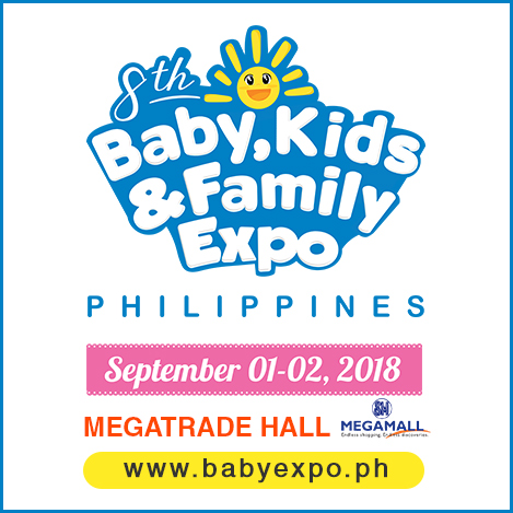 8th Baby, Kids & Family Expo Philippines
