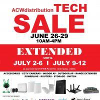 ACW Distribution TECH SALE