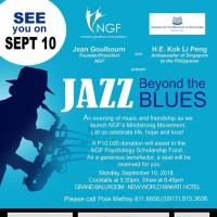 Jazz Beyond The Blues