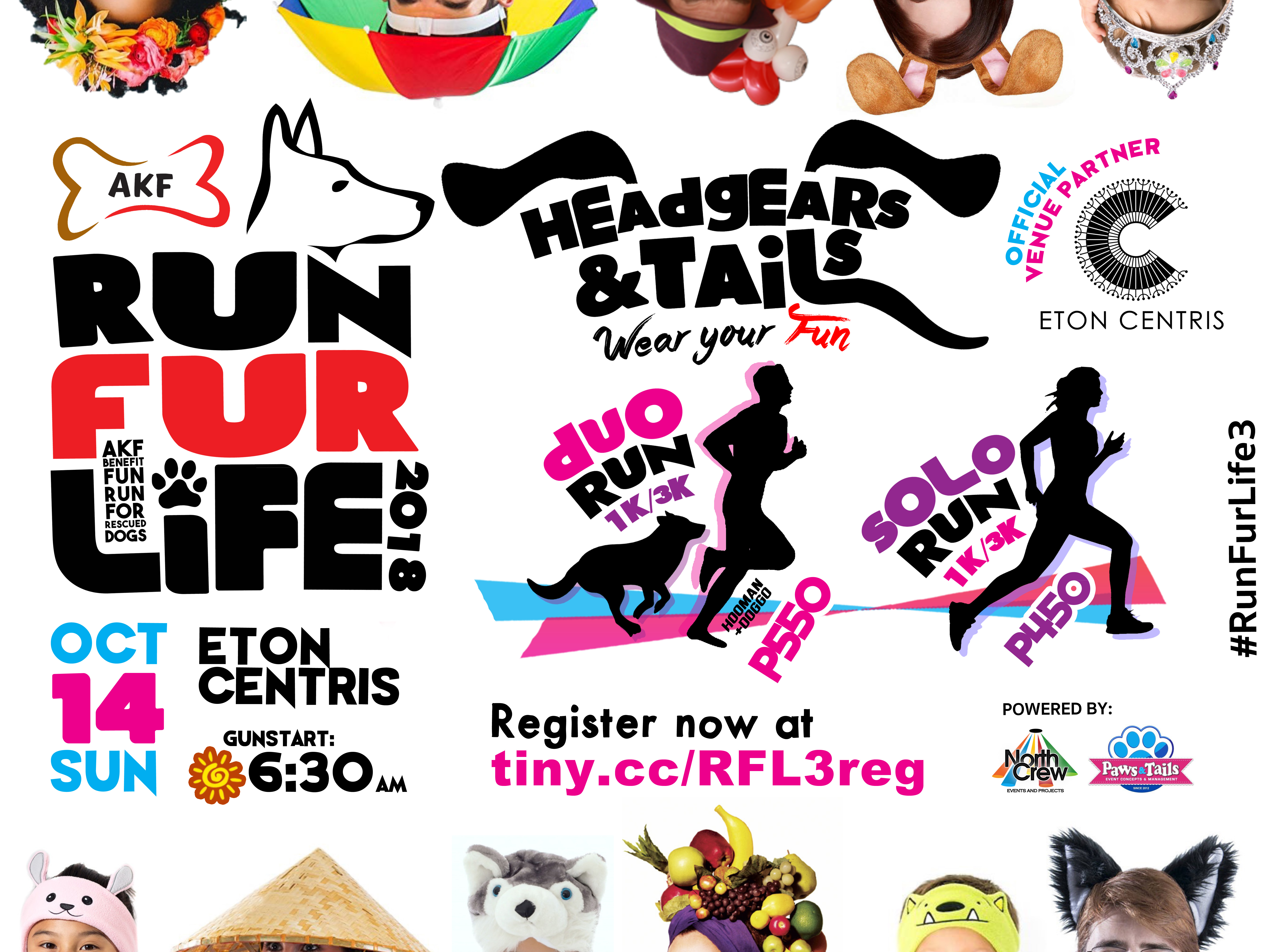 Run Fur Life 3: Headgears and Tails Edition