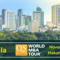 QS World MBA/Grad School Tour Manila - 19-20th November - Free Entry!