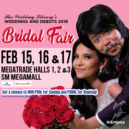 The Wedding Library's Bridal Fair 2019