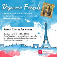 French Classes for Adults