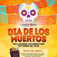 Dia De Los Muertos Halloween at Commercenter Alabang!