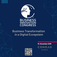 Business Innovation Congress Manila 2018