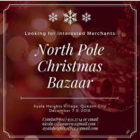 Ayala Heights North Pole Christmas Bazaar