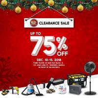 Co Ban Kiat Hardware Clearance Sale