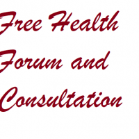 Free Health Forum and Consultation
