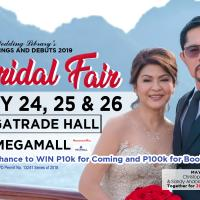 The Wedding Library's #MayForever Bridal Fair 2019