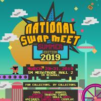 National Swap Meet 3: Summer Edition 2019