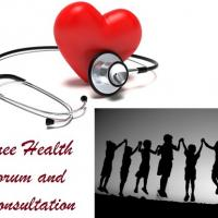 Free Health Forum with One on One Consultation
