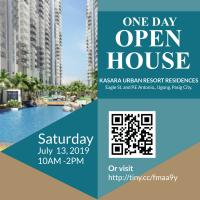 One Day Open House in Kasara Urban Resort