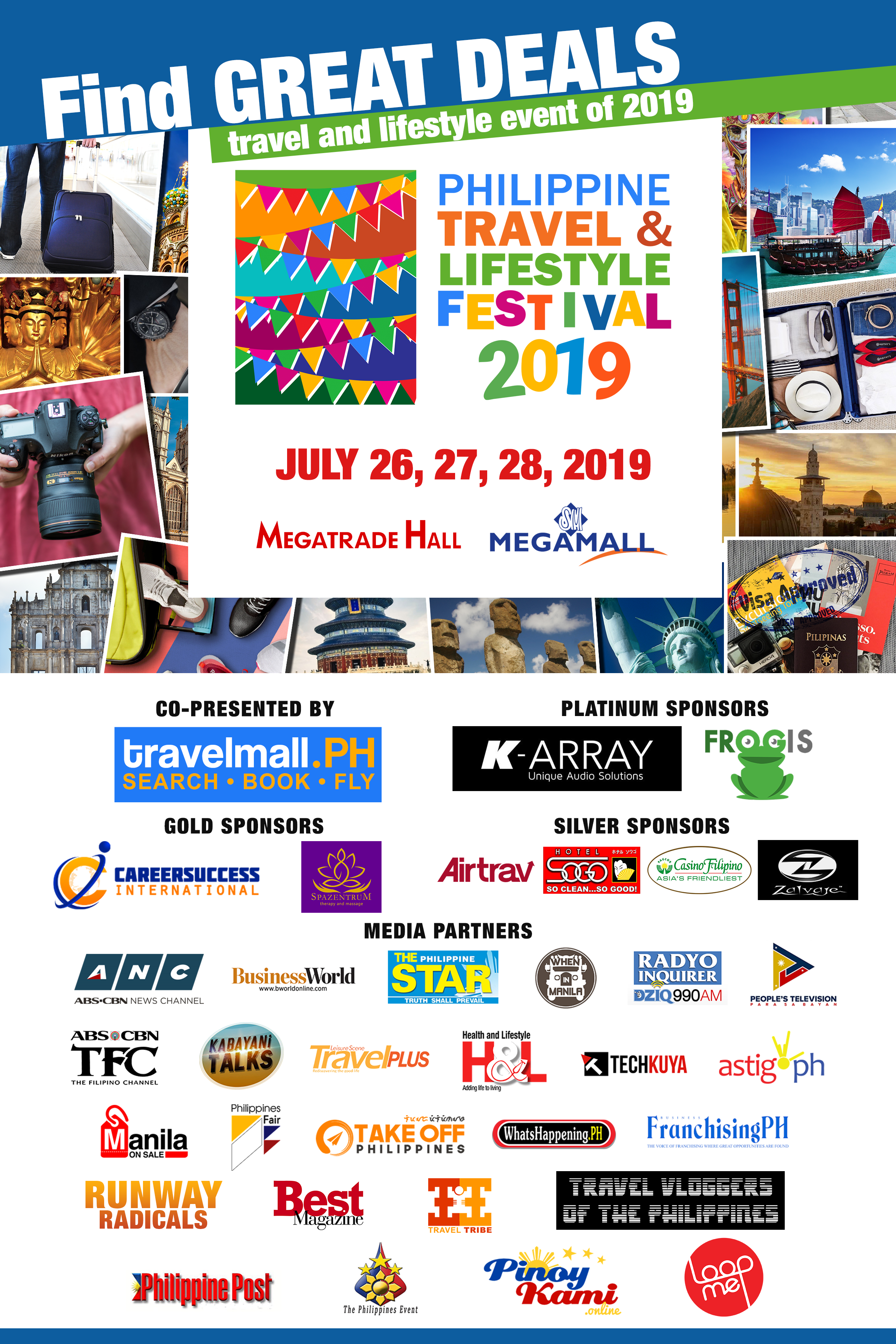 Philippine Travel & Lifestyle Festival 2019