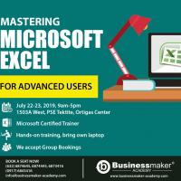 Mastering Microsoft Excel For Advanced Users