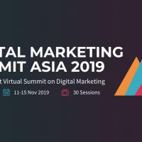 Digital Marketing Summit Asia 2019