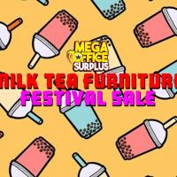 Milk Tea Furniture Festival Sale