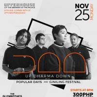 Up Dharma Down at Upperhouse